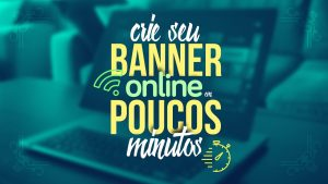 Aprenda agora como fazer um banner para loja virtual!