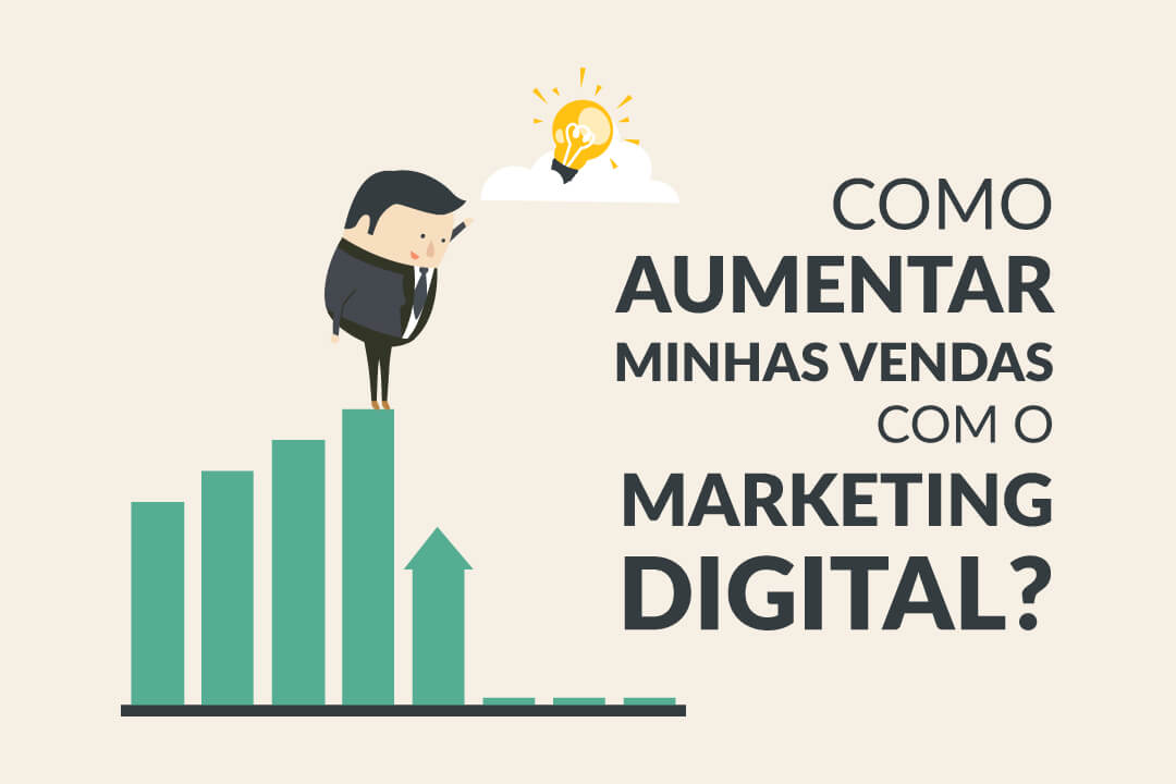 Como aumentar as vendas da Loja Virtual com 5 estratégias de Marketing